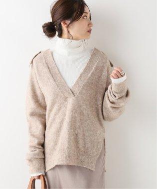 【NANUSHKA / ナヌーシュカ】Bambi Wool Melange Knit:ニット