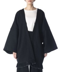 【KURO】LOOSE DENIM HAORI