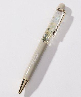 フラワーモチーフボールペン