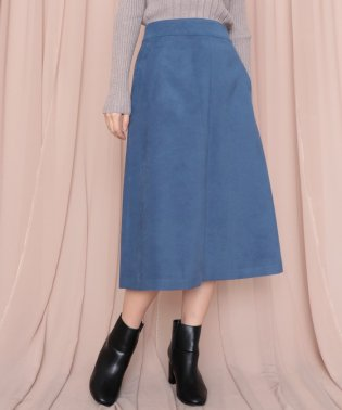サンディングダブルクロスAラインスカート