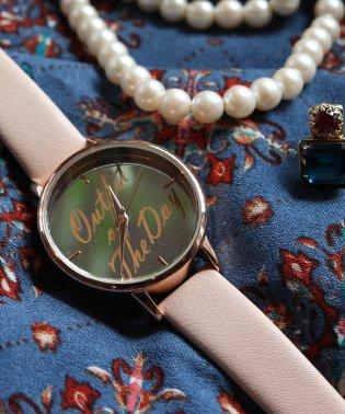 レディースファッションウォッチ 腕時計 アナログ ootd かわいい お洒落 大人【NB-AL143】