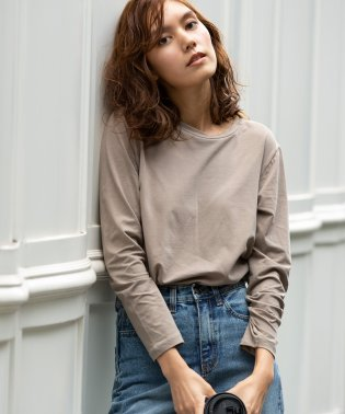 NUANCE COLOR LONG TEE