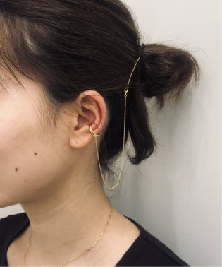 【ucalypt/ユーカリプト】 EAR CUFF WITH ヘアピン◆
