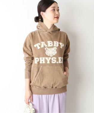 【Mixta/ミクスタ】TABBY PHYS.ED FOODIE:別注フードスウェット◆
