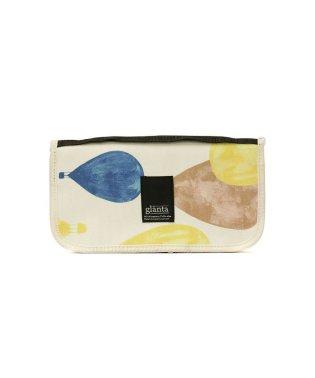 glanta パスポートケース グレンタ 水彩バルーンプリントパスポートケース トラベルケース 04071293