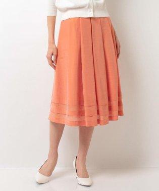 シルクコットンボイルスカート