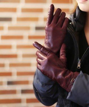 ラムレザー手袋