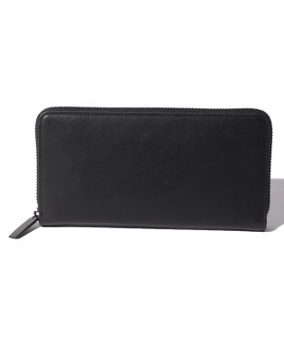 Leather long wallet fold 'level' douce