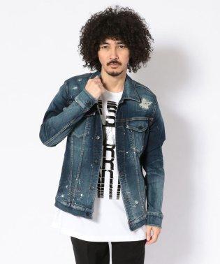 SURT(サート)BLUEリメイクジャケット
