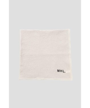 WASHED WOOL LINEN SCARF