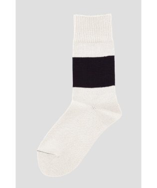 BOLD STRIPE COTTON SOCK