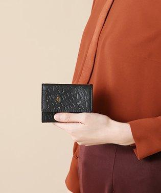 シュシュ 3つ折り財布