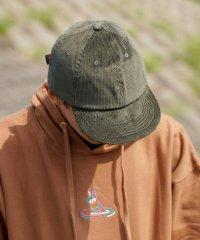 【63】【GRAMICCI】CORDUROY UMPIRE CAP