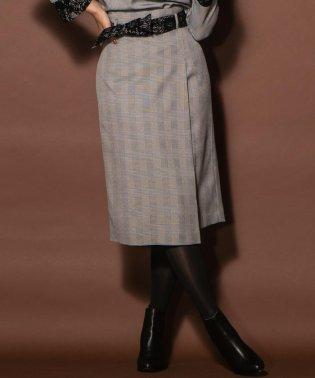 【大きいサイズ】グラシエウォームスカート