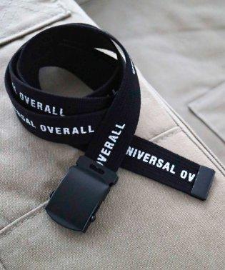 [ UNIVERSAL OVERALL ] 30mmGIKカラーバックルプリントベルト