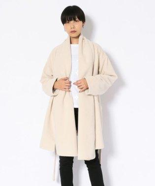 AULA/アウラ/EASY SHORT COAT