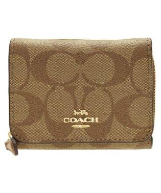 コーチ 財布 折財布