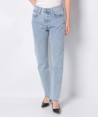 501(R) JEANS FOR WOMEN LMC BLUE GULF