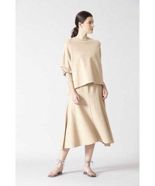 ◆ドライストレッチニットフレアースカート