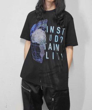 TAAKK(ターク)LAYERED T-SHIRTS/レイヤードTシャツ