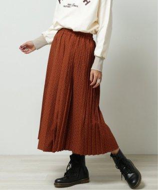 クレイジープリーツスカート