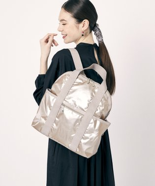 DOUBLE TROUBLE BACKPACK オパールフロスト