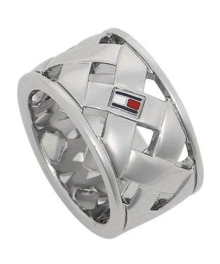 トミーヒルフィガー リング アクセサリー TOMMY HILFIGER 2701023 BASKET WEAVE RING レディース 指輪 シルバー 54(1