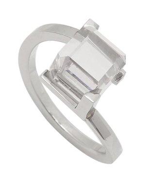 カルバンクライン リング アクセサリー CALVIN KLEIN KJ3HMR0401 DARING RING レディース 指輪 シルバー/クリア US6号(約