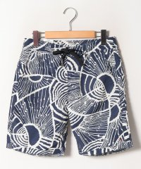 WELLTHREAD BOARD SHORT VINTAGE SUN PRIN