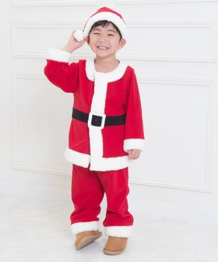 男の子サンタ衣装3点セット