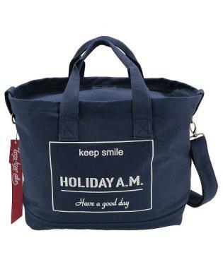 Holiday A.M. ホリデーエーエム KB100 ショルダー付ランドリーバッグ