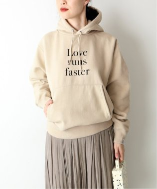 POET MEETS DUBWISE LOVE RUNS FASTERパーカー◆
