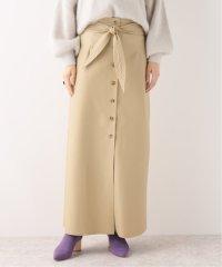 【NANUSHKA】ビーガンレザースカート