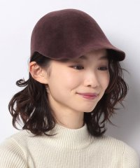 【JOURNAL LADY'S】REINHARD PLANK メットガタCAP(wool)