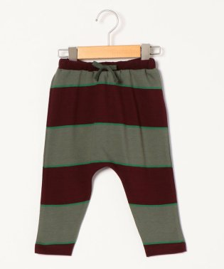 soft gallery:BALSAM GREEN AOP HAILEY BABY PANTS(80~90cm)