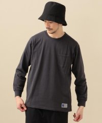 RUSSELL ATHLETIC×SHIPS: 別注 ユーズド加工 ロンT 20SS
