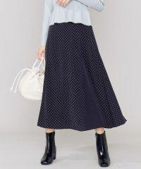 【Oggi1月号掲載】ipekerフラワープリント スカート