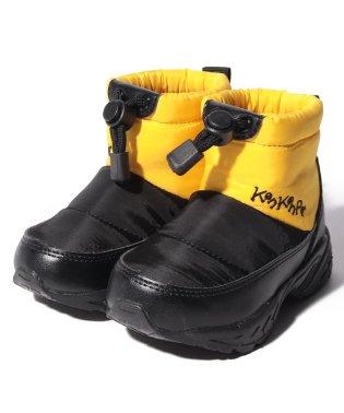 【KenKenPa】KP-031 ドローコード付き防寒ブーツ