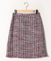 【セットアップ対応商品】スカート BEVERLY TWEED A LINE SKIR