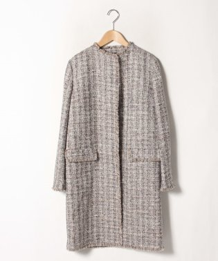 【セットアップ対応商品】コート BEVERLY TWEED COLUMN COAT