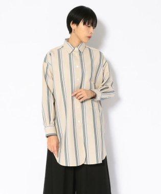 DROIT BELLO(ドロイトベロ)ストライプビックシャツ