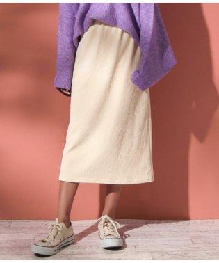 ストレッチコールテンタイトスカート
