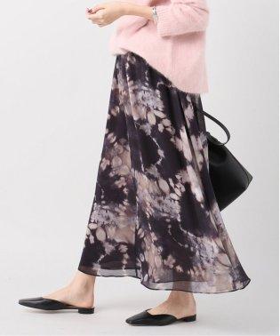 SPRAY PRINT スカート