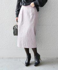 Khaju:コーデュロイタイトスカート