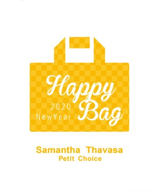 【2020年福袋】Samantha Thavasa Petit Choice