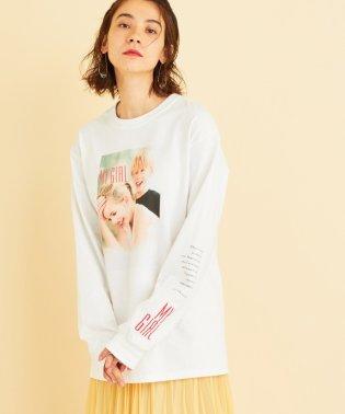 【予約】【別注】<GOOD ROCK SPEED>MY GIRL ポスタービジュアルプリントTシャツ