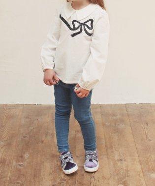 Rora ミンク ブラウスシャツ(2color)