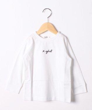 ロゴワンポイントTシャツ