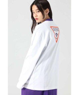 <ROSE BUD別注>GUESSロングスリーブTシャツ