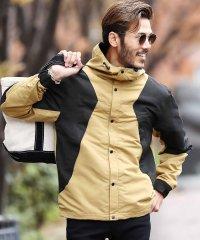タスランマンパージャケット / マウンテンパーカー メンズ ジャケット マンパー マウンテンパーカ